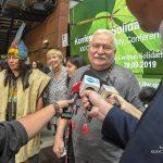 Lech Wałęsa / fot. Maciej Kosycarz / KFP