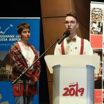 Małgorzata Czachowska and Sebastian Radzimiński – Youth Climate Strike